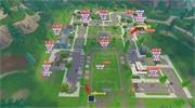 堡垒之夜手游欢乐公园宝箱一览 地图资源详解