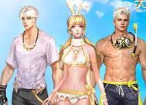 天使纪元开启盛夏狂欢 全新泳装来袭