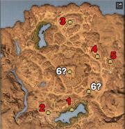 明日之后沙石堡宝箱在哪 沙石堡探索宝箱位置一览
