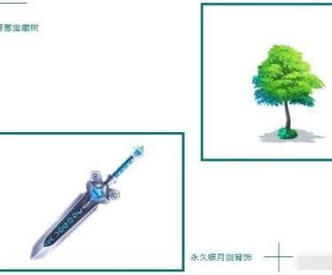 跑跑卡丁车手游青翠宝藏树开启要花几多钱