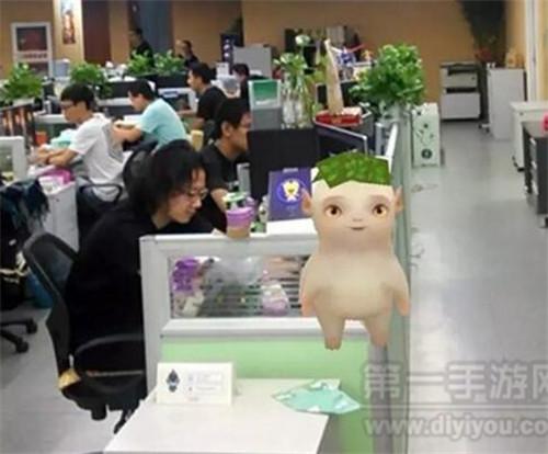 国产AR游戏捉妖记GO曝光跟你一起拔萝卜