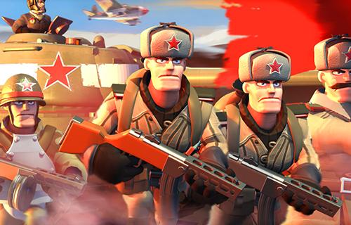 《我的战争》新版前瞻:超多新玩法引爆战争热