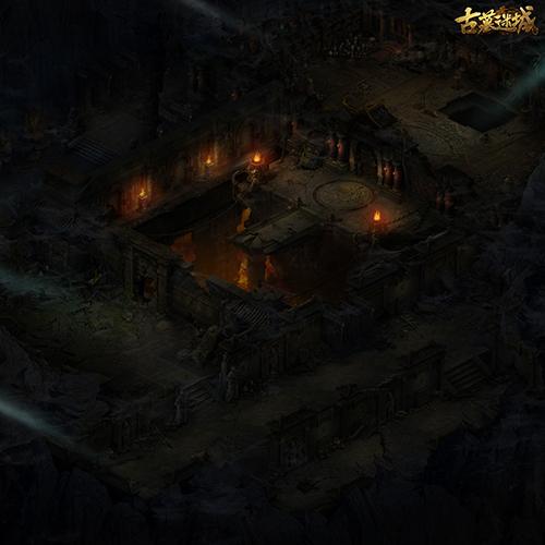 《古墓迷城》古墓文化系列之诡秘地图