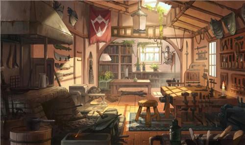 触控游戏回合放置手游《Crafter's Quest》首爆  中日联合研发