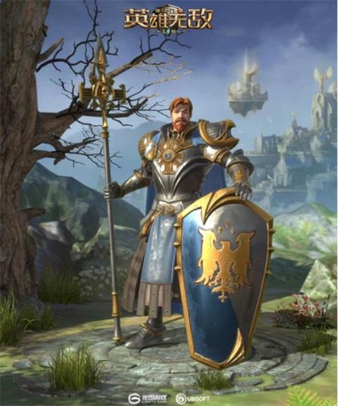 统御领主 种族核心《魔法门之英雄无敌:王朝》亚山英雄史记