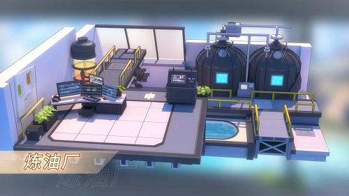 《苍蓝誓约》3D基建今日上线 一大波Q版战姬正在接近!