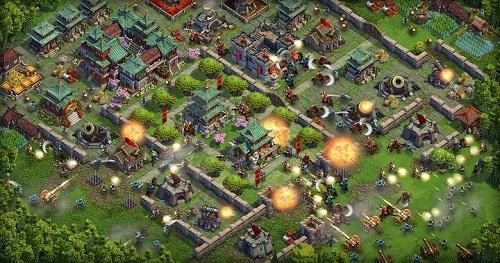 巨象攻城《战争与文明》史诗级攻城单位来袭!