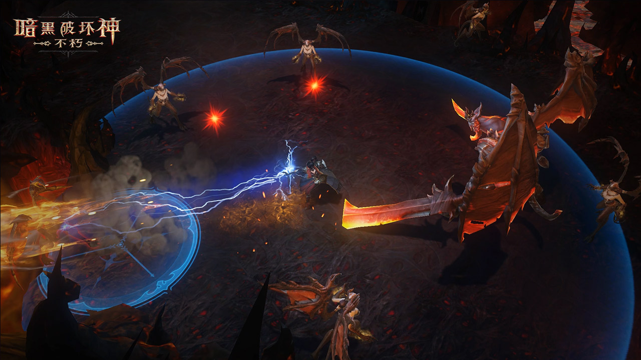 《暗黑破坏神:不朽》新宣传片发布 支持6人组队游玩
