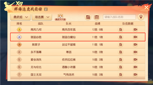 《梦幻西游三维版》第三届X9淘汰赛前瞻,哪支战队将问鼎三界之巅?