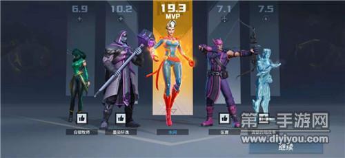 《漫威超级战争》评测:漫威宇宙英雄集结 超强MOBA对战手游