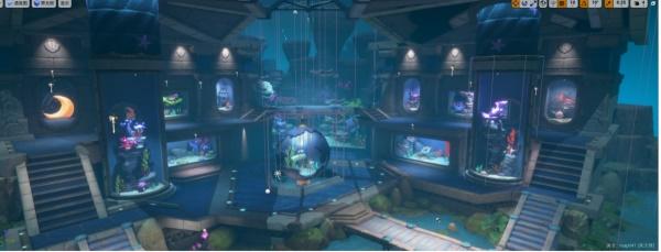 """为你承包这片鱼塘 《梦想新大陆》水族馆""""开业""""一起来养鱼!"""