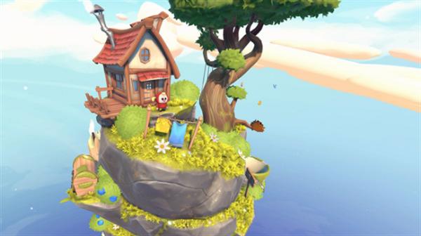 VR游戏《寻宠奇缘》登陆奇遇3,在童话中追溯真善美