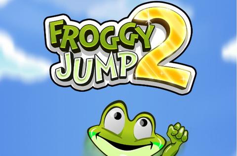 乡土气息休闲小游青蛙跳跃2评测