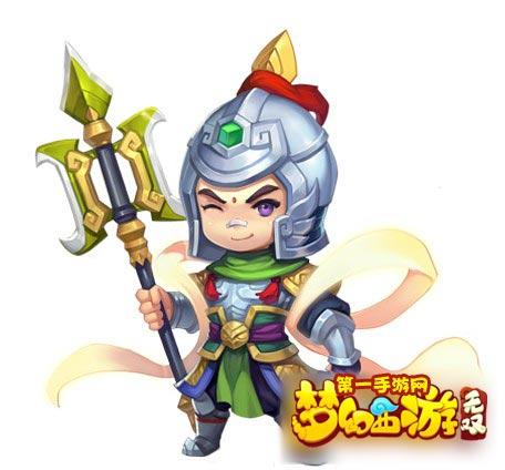 梦幻西游无双版天兵蓝品技能属性图鉴