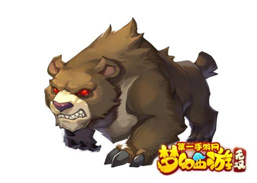 梦幻西游无双版蓝色黑熊精技能及获得图鉴