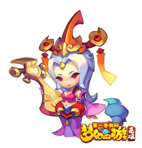 梦幻西游无双版紫色蝎子精技能及获得图鉴