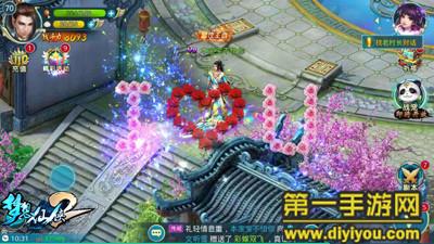 梦想仙侠2评测东方玄幻之美 全新战斗体验
