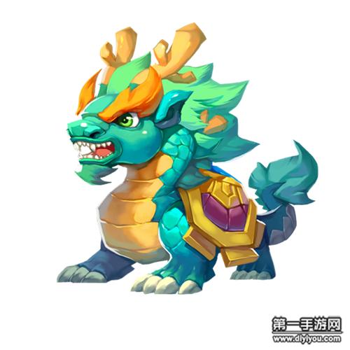 梦幻西游无双版可变异宠龙龟技能详解