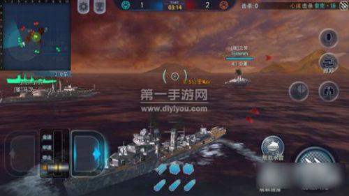 巅峰战舰开局驱逐舰作战攻略要点放鱼雷