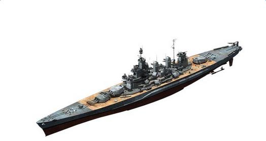 战舰帝国超级5星北卡罗来纳号全面介绍