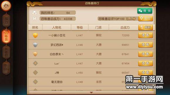 梦幻西游无双版零元党大唐玩法介绍