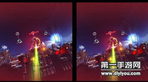 射击机器人VR下载开服
