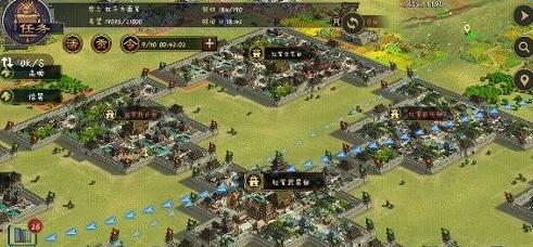 率土之滨土地争夺为玩家带来最真切的来自战争的智慧