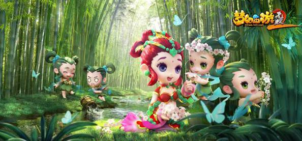 梦幻西游无双2今日全平台公测 重新定义动作版梦幻