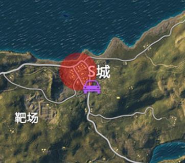刺激戰場大倉庫資源點地圖點位搶占技巧