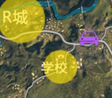 絕地求生刺激戰場地圖分析 降落在哪里好