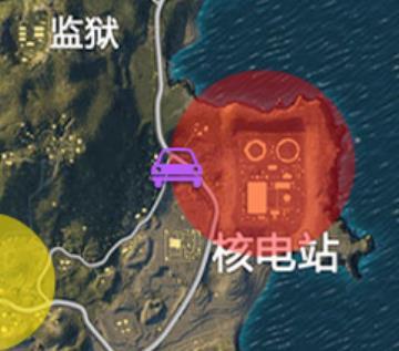 絕地求生刺激戰場沙漠地圖山坡遭遇戰對戰技巧