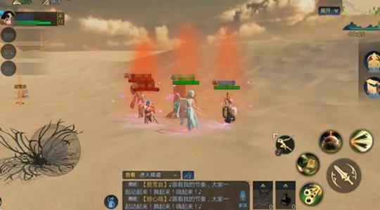《剑侠世界2》手游剑心如梦测试圆满结束 7月4日震撼公测