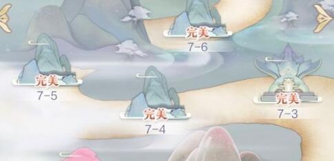 云裳羽衣7-4花境污染高分搭配 可以穿凌波衣