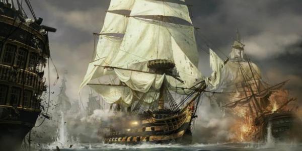 好玩的航海海战手游
