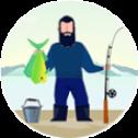 欢乐钓鱼大师