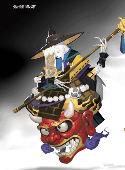 长安幻世绘骷髅禅师位置推荐 骷髅禅师厉害吗