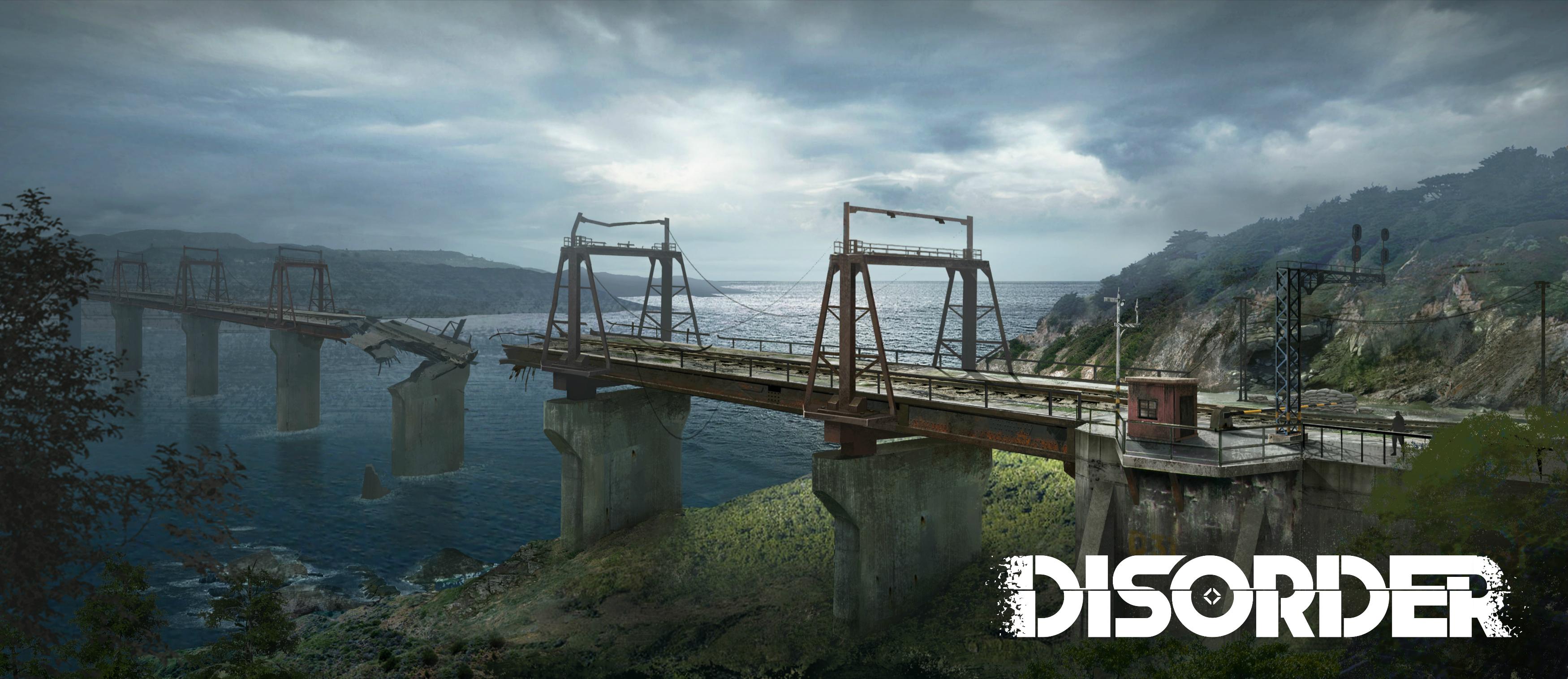 射击手游《Disorder》首测4月下旬开启 最新情报公开