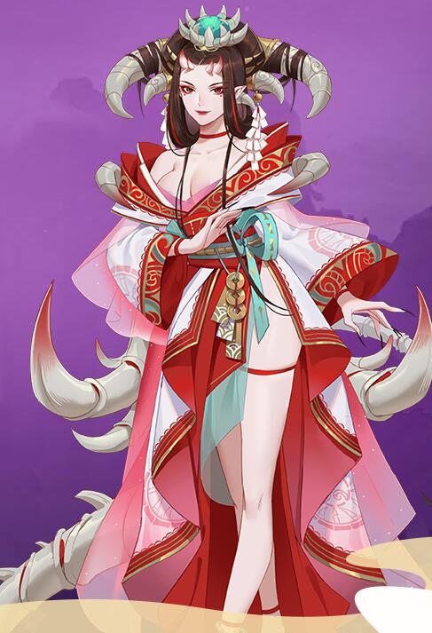 云梦四时歌绝品符灵白骨妖女最值得培养吗