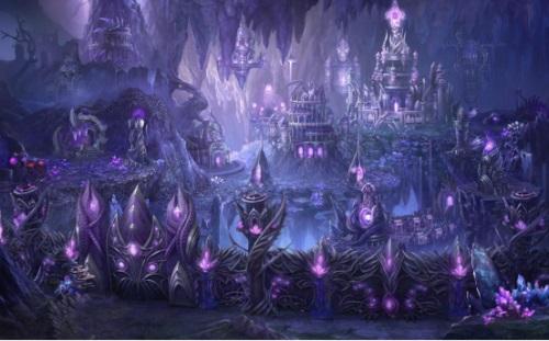 《魔法门之英雄无敌:王朝》预约火爆开启 地下城种族兵种曝光