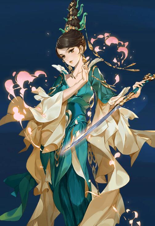 剑网3指尖江湖群奶角色选谁最好
