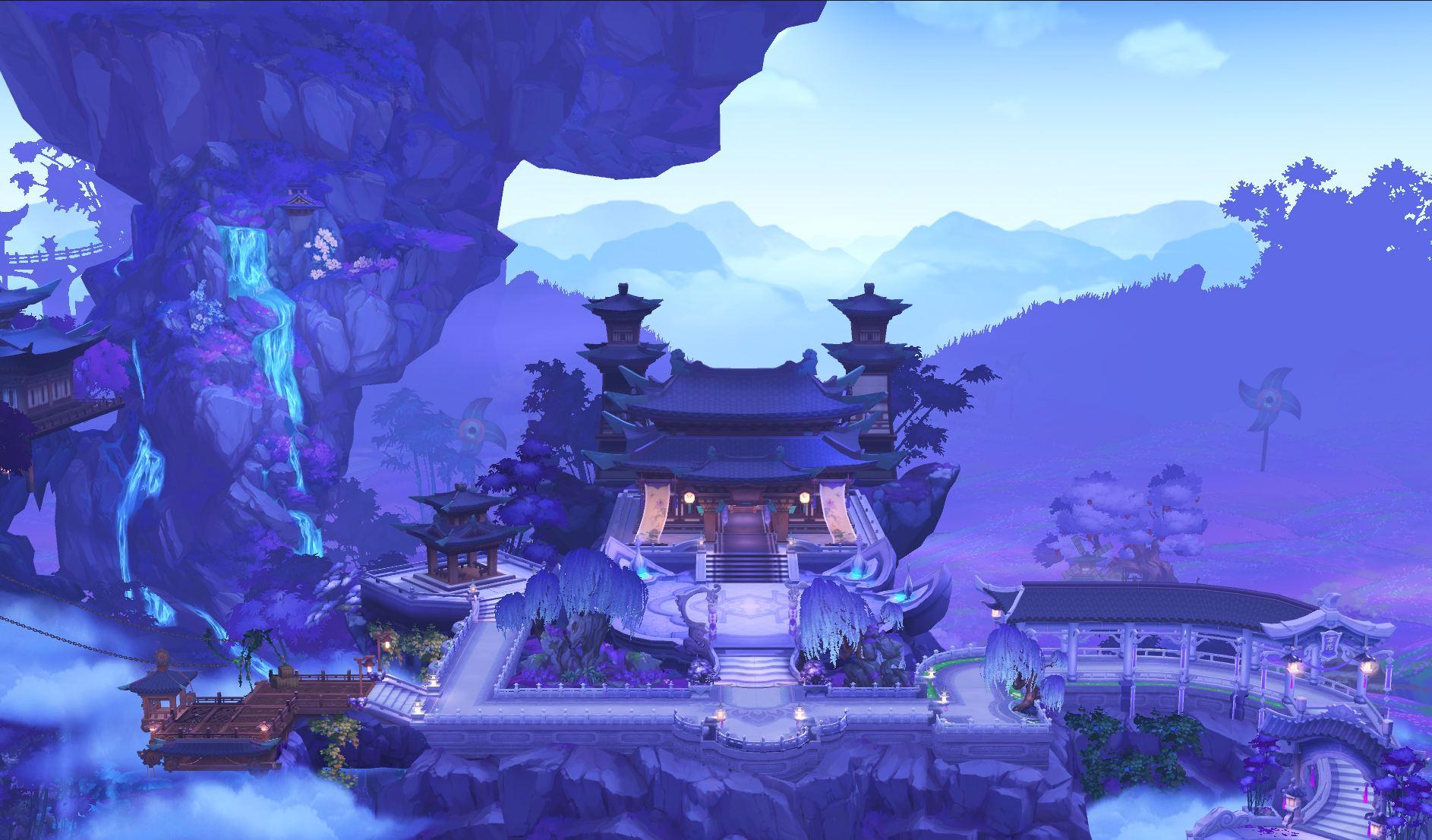 剑网3指尖江湖紫色材料藏宝图在哪里