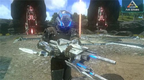 《方舟:生存进化手游》新版上线 泰克科技大爆发