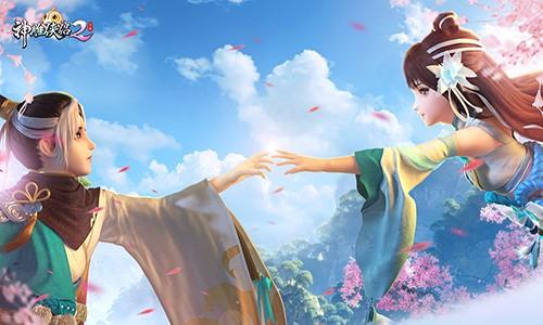 《神雕侠侣2》7月5日开启终极内测 全新情花幻境CG曝光