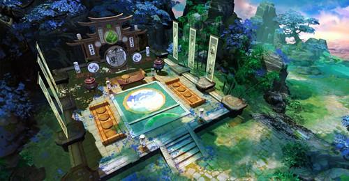 《剑玲珑》手游7月18日倾心首发 特色玩法大曝光