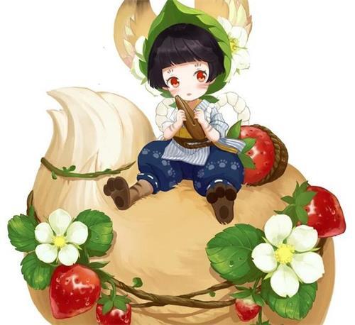 阴阳师小松丸新皮肤莓果之夏怎么样