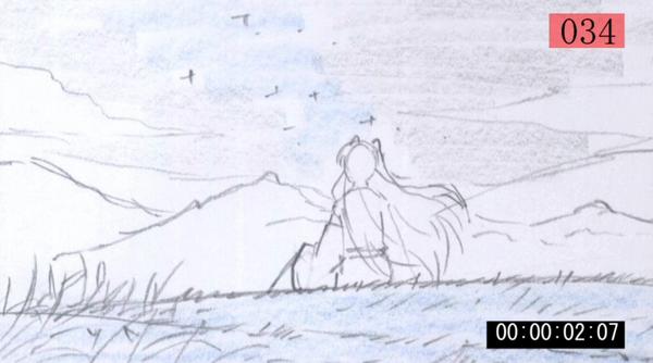 向经典动漫致敬 《犬夜叉-奈落之战》CG动画概念手稿曝光