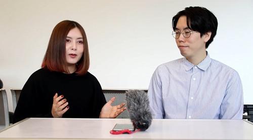 寒蝉日本混血歌姬  与你相遇Indie提名《泡沫冬景》