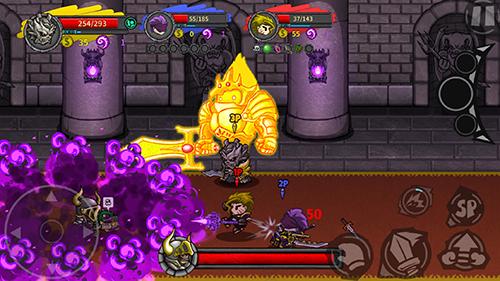 《失落城堡》10.24公测  游戏特色抢先看