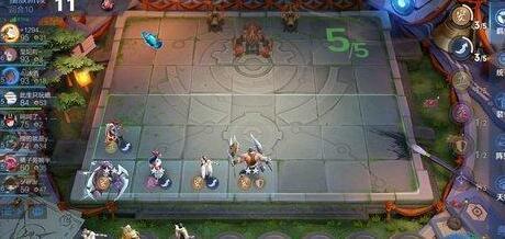 王者模拟战八刺客玩法及阵容搭配