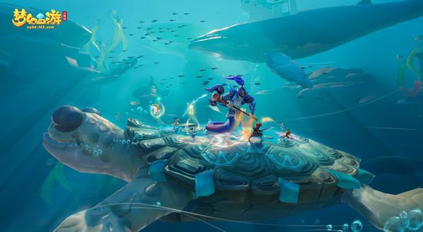 玩法升维《梦幻西游三维版》还原经典的玩法创新